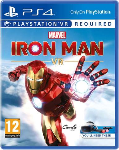 Sony Iron Man VR