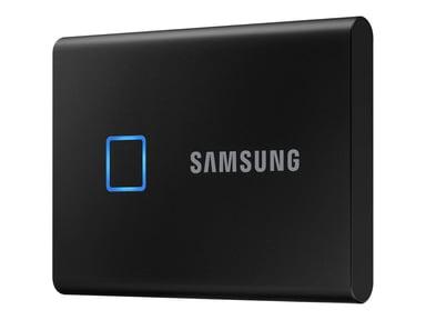 Samsung Portable SSD T7 Touch 2TB 2TB Zwart