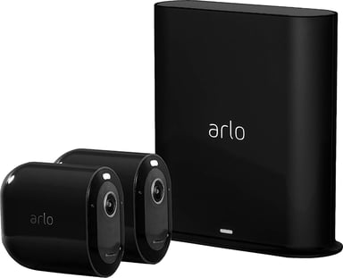 Arlo Arlo Pro 3 VMS4240B Base Station & 2 cameras