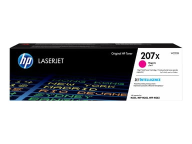 HP Toner Magenta 207X 2450 Pages