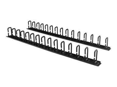 Startech Vertical 0U Server Rack Cable Management w/ D-Ring Hooks