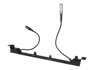 Startech 1U racklampa