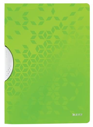 Leitz ColorClip WOW A4 PP Grønn null
