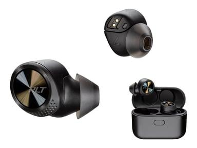 Plantronics Backbeat Pro 5100 In ear headset Zwart
