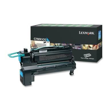 Lexmark Toner Cyan 20k - C792