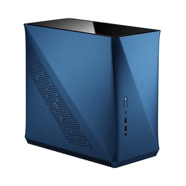 Fractal Design Era ITX Cobalt/Tempered Glass Blå