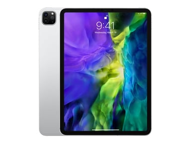 "Apple iPad Pro Wi-Fi + Cellular (2020) 11"" A12Z Bionic 1,024GB 1,024GB Zilver"