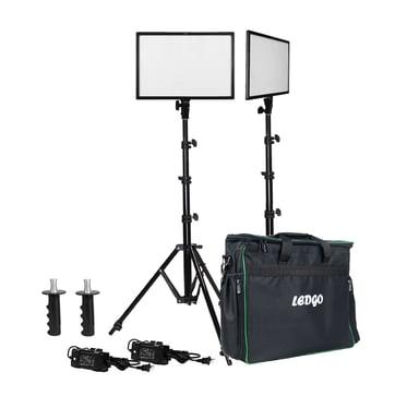 Ledgo LG-E268c 2 Light Kit