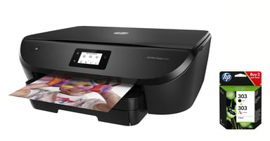 HP Envy Photo 6230 A4 All-In-One + Bläck