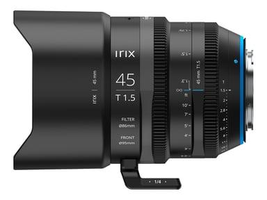 Irix Cine Lens 45mm T1.5 for Canon EF Metric