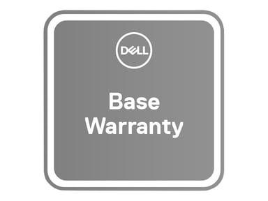 Dell Päivitä tästä 1 Vuosi Basic Onsite mihin 5 Vuotta Basic Onsite
