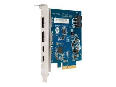 HP Dual Port Add-in-Card