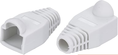 Prokord RJ45 Bend Protection (8/8) 10-Pack - White
