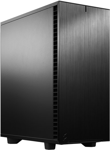 Fractal Design Define 7 Compact Svart