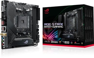 ASUS ROG STRIX B550-I GAMING Mini-ITX Hovedkort
