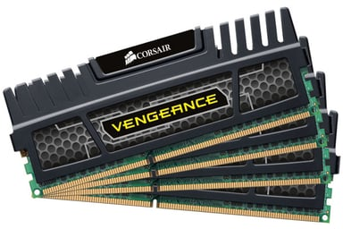 Corsair Vengeance 32GB 32GB 1,600MHz DDR3 SDRAM DIMM 240-pin