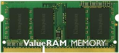 Kingston Valueram 8GB 8GB 1,333MHz DDR3 SDRAM SO DIMM 204-pin