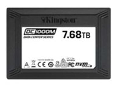 "Kingston Data Center DC10000M 7,868GB 2.5"" U.2 PCIe 3.0 x4 (NVMe)"