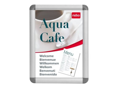 Nobo Ramme for plakater A3 null