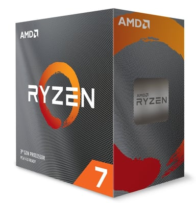 AMD Ryzen 7 3800XT 3.9GHz Socket AM4 Prosessor