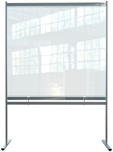 Nobo Skjermstativ PVC Film Large 148x206cm