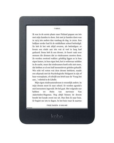 """Kobo Ebook Reader Kobo Nia 6"""""""