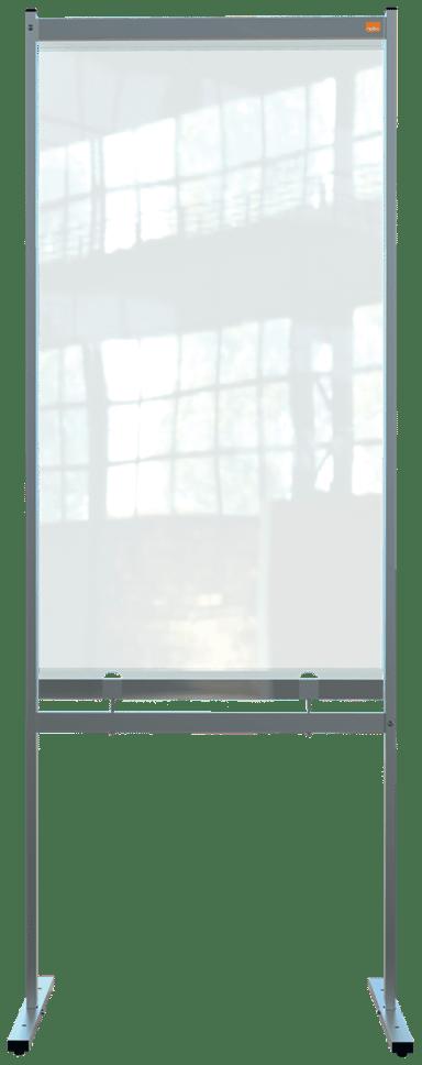 Nobo Näyttöteline Lattia PVC Film Large 78x206cm