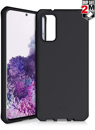Cirafon Spectrum Solid Drop Safe Samsung Galaxy S20 Musta