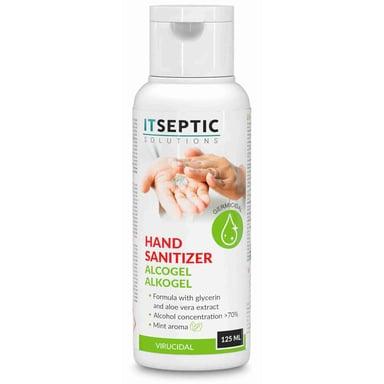 Itseptic Handdesinfektion Gel >70% Alkohol 125ml