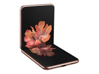 Samsung Galaxy Z Flip 5G 256GB Dual-SIM Mystisk brons