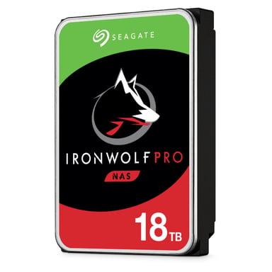 """Seagate Ironwolf Pro Nas HDD 18TB SATA/600 256MB 18TB 3.5"""" Serial ATA-600"""