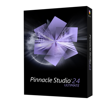 Corel Pinnacle Studio 24 Ultimate Box