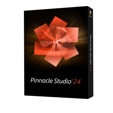 Corel Pinnacle Studio 24 Standard Box