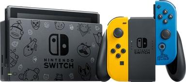 Nintendo Switch Fortnite Special Edition Bundle 32GB Blå; Gul; Svart