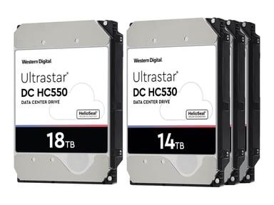 "WD Ultrastar DC HC550 18Tt 3.5"" Serial Attached SCSI 3"