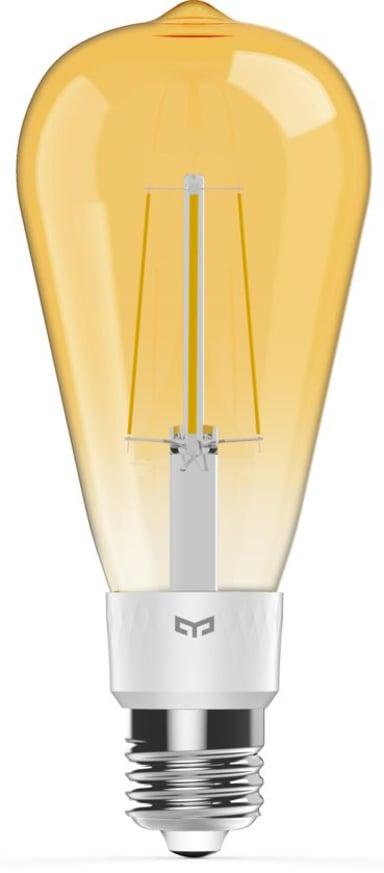 Yeelight Smart LED Filament E27 6W 2700K 700LM ST64 null
