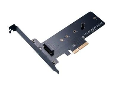 Akasa M.2 NVMe SSD to PCI-E 4X Adapter Card