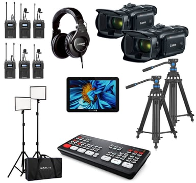 Canon Streaming Kit - Studio