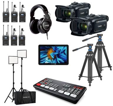 Canon Streamingpaket – Studio