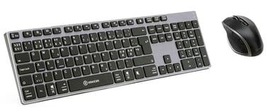Voxicon BT 290 + Wireless Pro Mouse Kit Pohjoismaat