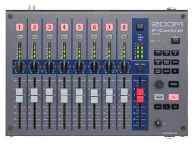 Zoom FRC-8F-Control Remotemixer till F4/F8 null