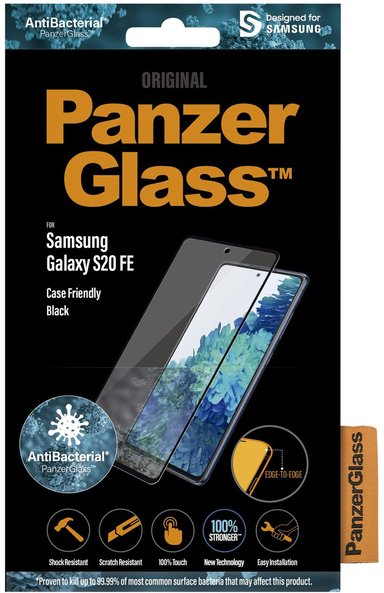 Panzerglass Edge-to-Edge Samsung Galaxy S20 FE