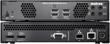 Matrox Extio 3 Series N3208 Receiver Appliance