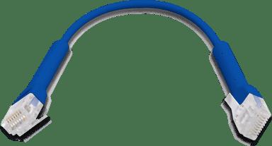 Ubiquiti Unifi Ethernet Patch RJ-45 RJ-45 CAT 6 5m Blå