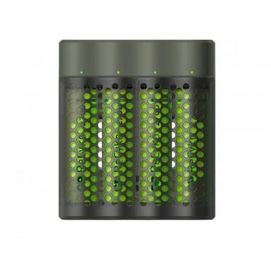 GP ReCyko Speed Charger M451 USB + 4st AAA 950mAh Batteri
