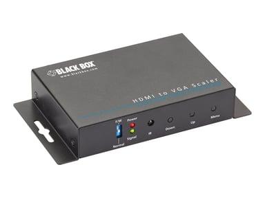 Black Box HDMI To VGA Scaler/Converter W/ Audio