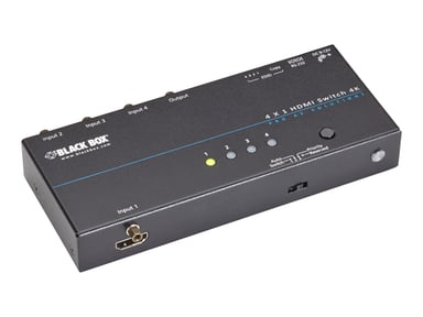 Black Box 4K HDMI Switch 4 x 1