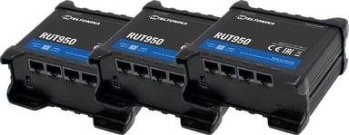 Teltonika RUT950LTE LTE Wireless Router 3-pack