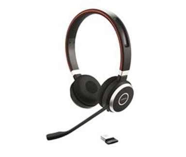 Jabra Evolve 65 ms Stereo #Demo