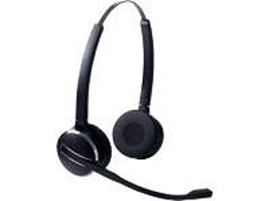 Jabra PRO 9460 DUO Spare Headset Musta